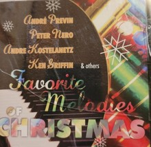 Favorite Melodies of Christmas Cd image 1