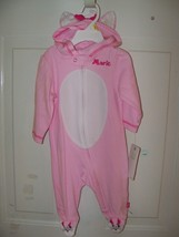 Disney Aristocats Marie Sleeper Size 6-9 Months Girl's NEW HTF - $17.60