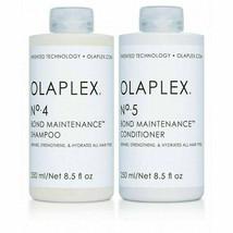 Olaplex No. 4 & 5 Shampoo and Conditioner Duo - 100% Authentic & Sealed - $46.52