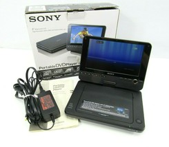 """Sony DVP-FX820 Portable DVD Player 8"""" Screen Charger NO Remote NO Car/Ca... - $43.51"""