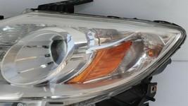 2010-12 Mazda CX-9 CX9 Halogen Headlight Driver Left LH - POLISHED image 2