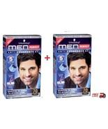 2 x Schwarzkopf  Perfect  For Men - Professional  Hair Color Gel - Dark ... - $33.63