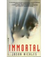 IMMORTAL - Jason Nickles aka T.  LUCIEN WRIGHT - HORROR - VAMPIRES IN NE... - $5.99