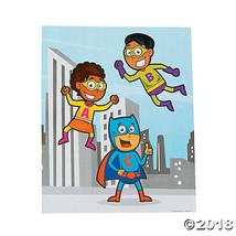 Superhero Pocket Folders - $12.49