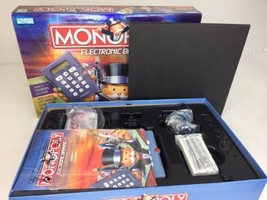 Monopoly Electronic Banking Game Here & Now Edition 2007 Hasbro - Comple... - $23.38