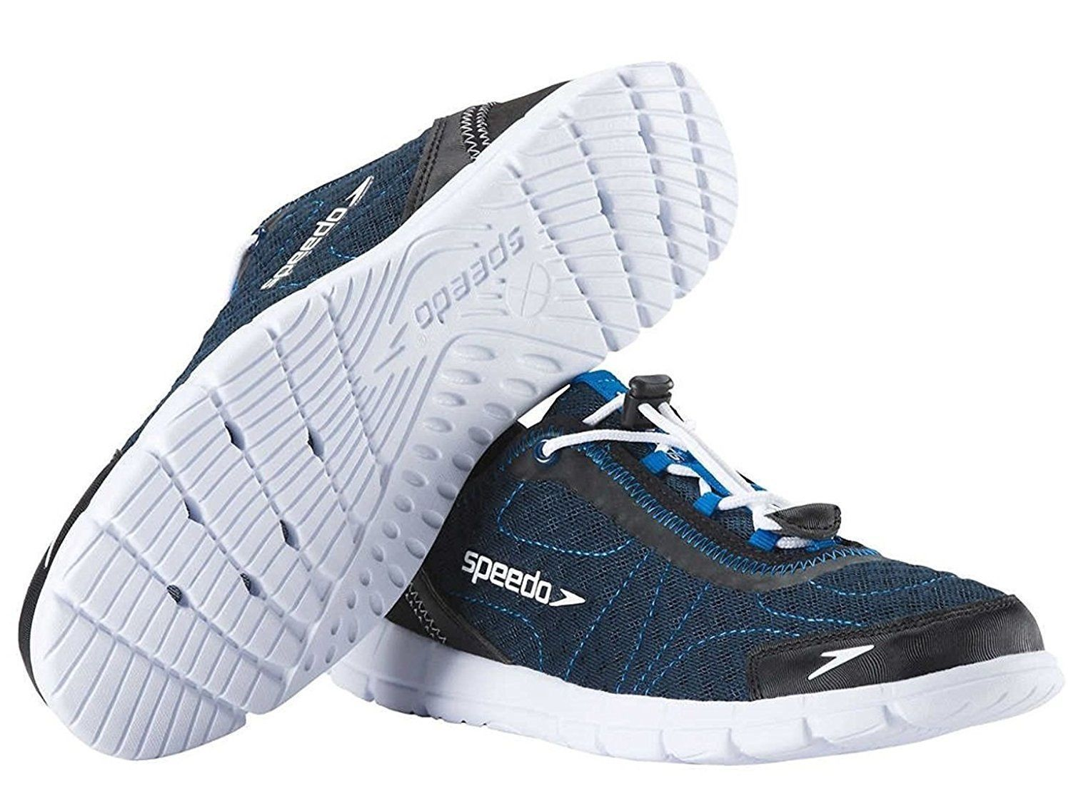 46e8547670f9 S l1600. S l1600. Previous. NEW SPEEDO MEN S HYBRID WATERCROSS LAND WATER  RUNNING SHOES SIZE 9
