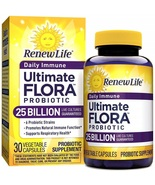 Renew Life Adult Probiotic - Ultimate Flora Daily Immune (Packaging May ... - $101.91