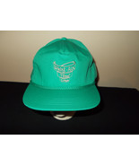 VTG-1990s Whirl Air Flow Corporation rope leather golf strapback hat sku17 - $37.18