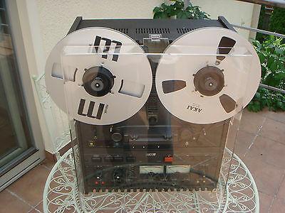 NEW Grey Custom Box Dust Cover for Otari Reel Tape Recorders MX Series