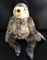 TY Beanie Babies Slowpoke The Sloth Stuffed Animal Toy w/ Tags & Tag Pro... - $22.22