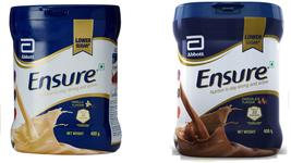 Ensure  400 GM Tins  Vanilla / Chocolate  Abbott Ensure Nutrition Shake ... - $27.00+