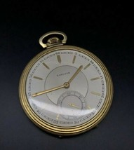 Hamilton Watch Co, Pocket Watch In Great Condition - $244.99