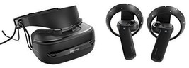 Lenovo Explorer Bundle, Wireless Headset and Motion Controllers for Wind... - $246.92