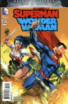 Superman/Wonder Woman #27 VF/NM; DC | save on shipping - details inside - $2.50