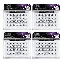 Ardell False Eyelashes Mega Individuals Knot-Free Short Black 4 Pack - $24.99