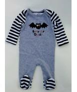 NEW Baby Boy Koala Kids 0-3M Bat Daddy Footed Sleeper Clothes Halloween ... - $11.95