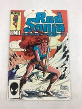 Red Sonja She-Devil With A Sword Vol 3 No 10 Aug 1985 Comic Book Marvel Comics - $8.59