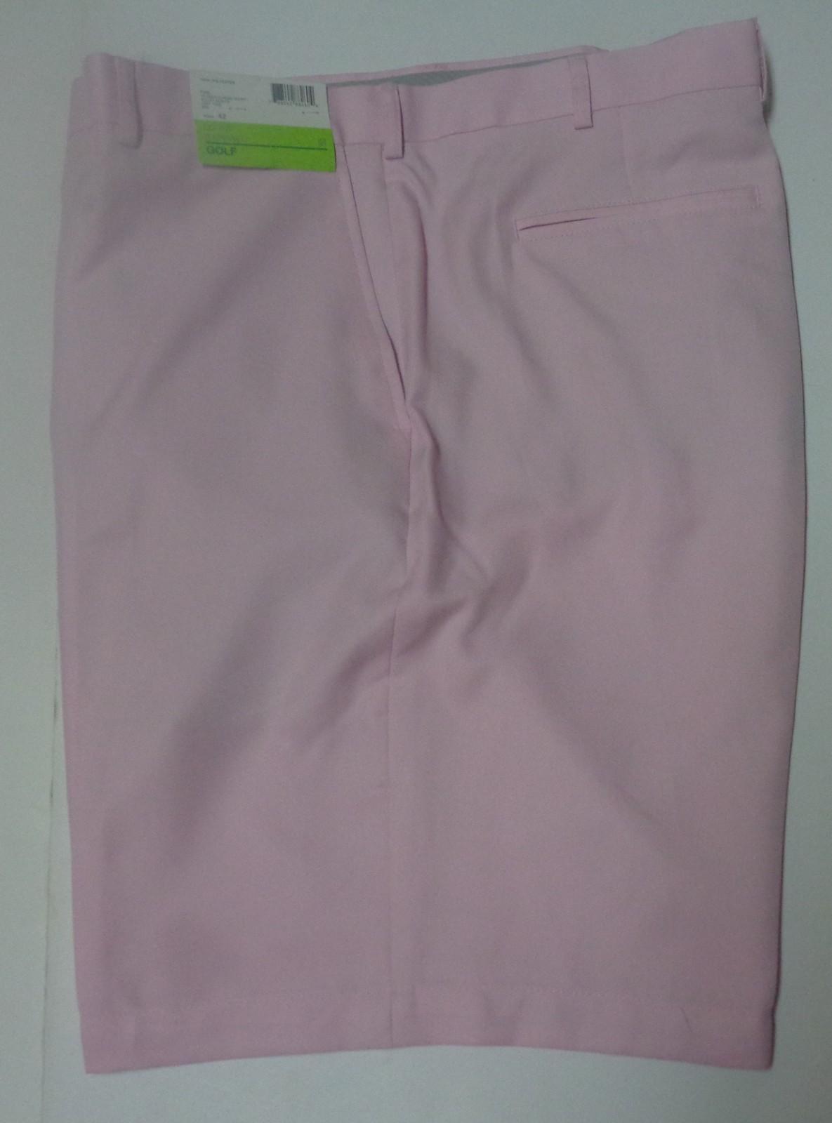 Louis Raphael Men's Golf Shorts NWT SZ 42 Pink