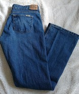 Women's Levi Strauss Signature Jeans Bootcut Misses 10M 10 Medium - $11.39