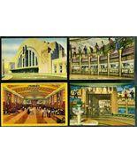 4 1910's Union Terminal POSTCARDS Cincinnati OH Kraemer Art J Louis Motz... - $26.99