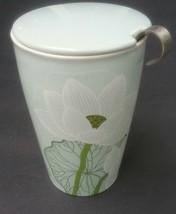 Tea Forte Kati Lotus Cup Infuser Loose Leaf Brewing Steeping System - $19.80