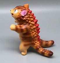 Max Toy Golden Brown Striped Negora w/ Fish image 3