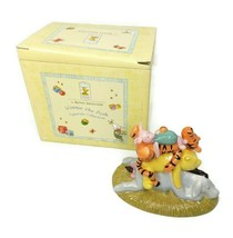 Disney Royal Doulton Winnie the Pooh A Sleepy Day in the 100 Acre Woods  - $44.54