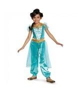 Disguise Principessa Jasmine Lusso Aladino Disney Ragazze Costume Halloween - $57.57 CAD