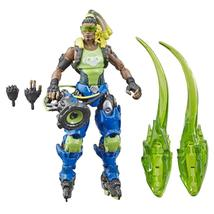"Hasbro Overwatch Ultimates Series Lucio 6"" Collectible Action Figure - $19.99"