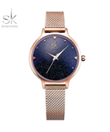 SK® New Starry Design Women Stylish Quartz Watch Ladies Gift Relogio Fem... - $31.70