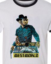 Westworld vintage retro 70 s science fiction t shirt for sale online store ringer tees thumb200