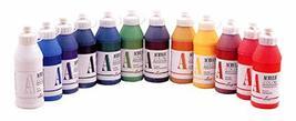 Colorbank Vivid Acrylic Color 200ml 12 Colors Set