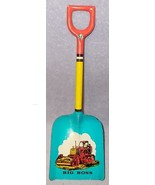 Child's Big Boss Tin Sand Box Shovel Tin Toy Ohio Art  - $10.00