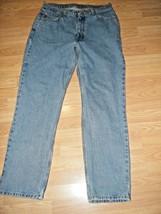 Polo J EAN S Co Ralph Lauren Mens Cotton Denim Straight Leg J EAN S Size 35/32 - $17.41
