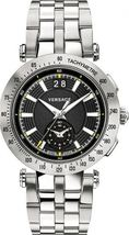 Versace V-Race Sport VAH01 0016 Silver Men's Watch - $2,562.12