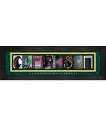Clarkson University Officially Licensed Framed Campus Letter Art - $39.95