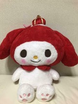 My Melody Giga Jumbo Crown Plush Doll Sanrio 16 - $83.13