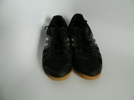 Asics Gel Upcourt 1 Womens Black Volleyball Shoes Size 7.5 - $33.99