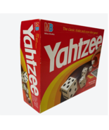Yahtzee Classic Dice Game Plus New Pack of Score Sheets Family Fun Game ... - $14.82