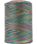 Coats Cotton Machine Quilting Multicolor Thread 1200yd-Jewels - $29.18