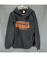 Reebok Cincinnati Bengals Football Hoodie Size Large - $7.91
