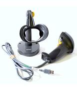 Motorola Symbol DS6707 DS6708 1D 2D Laser Imager Barcode Scanner QRL USB - $49.99