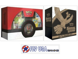 Pokemon Shining Legends Super Premium Ho-Oh Collection and Elite Trainer Box - $174.95