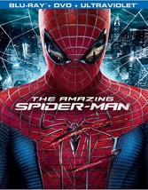 Amazing Spiderman (2012/Blu-Ray/DVD Combo/Ws 2.Xx/5.1/3 Disc/Ultraviolet)