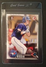 Cavan Biggio 2016 Bowman Draft Picks & Prospects #BD-81 Blue Jays sports... - $0.94