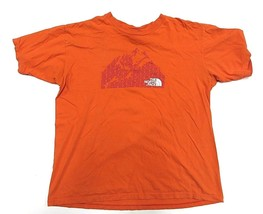 """THE NORTH FACE """"Never Stop Exploring"""" Mountain Graphic T-Shirt Men's Siz... - $29.65"""