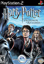 Harry Potter and the Prisoner of Azkaban - PlayStation 2 COMPLETE - $11.87