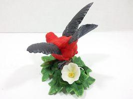 THE LENOX GARDEN BIRD COLLECTION Scarlet Tanager (Fine Porcelain 1992) image 7
