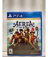 AereA: Collector's Edition (Sony PlayStation 4) - $17.00