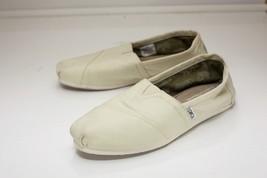 TOMS 7.5 Tan Slip On Shoes Women's - $24.00